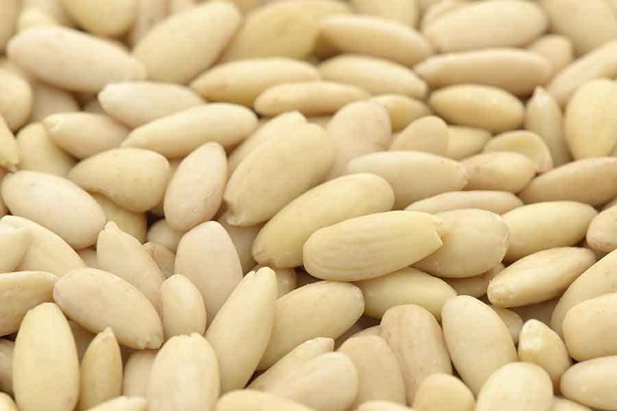 Αμύγδαλα λευκά (ξεφλουδισμένα)