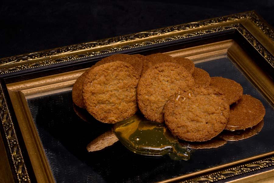 Μπισκότα Κουάκερ με μέλι