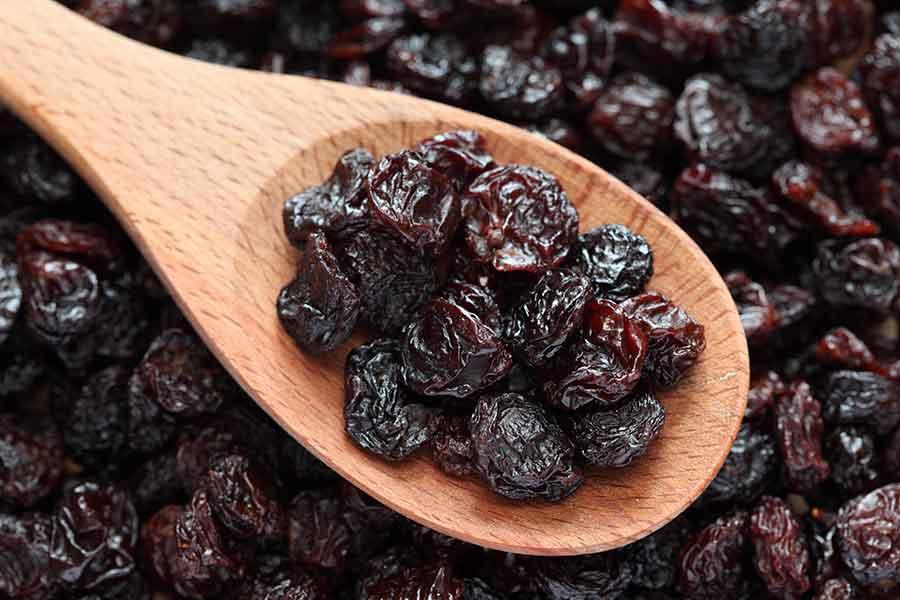 Σταφίδα μαύρη (Ξηροί καρποί, βότανα, υπερτροφές)