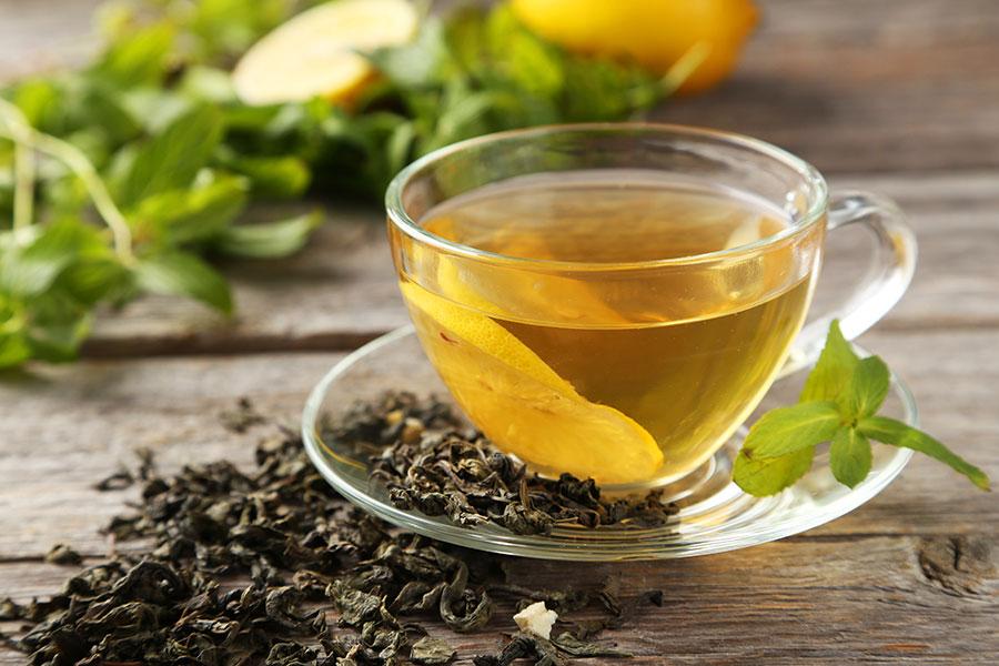 Τσάι πράσινο Κίνας Δράκος